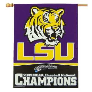 Louisiana State Baseball - 2009 NCAA National Champs